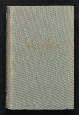 Briefe 1913 - 1936
