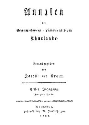 1. Jg. 2. St. (1787)