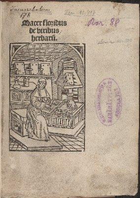 De viribus herbarum