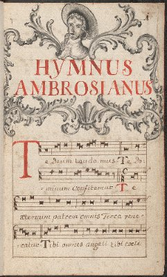 Antiphonale Benedictino monasticum Schutterense conscriptum cui et inservit